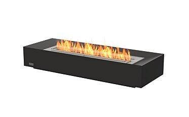 Grate 36 Indoor Fireplace - Studio Image by EcoSmart Fire