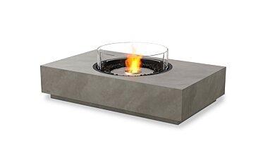Martini 50 Modern Fireplace - Studio Image by EcoSmart Fire