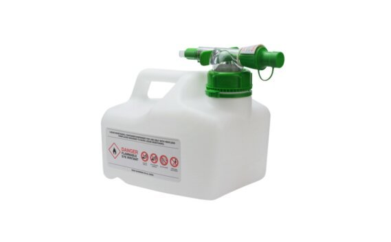 Jerry Can 1.25 Gal Safety Accessorie - Ethanol by EcoSmart Fire
