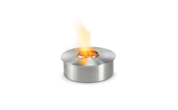 AB3 Ethanol Burner - Ethanol / Stainless Steel by EcoSmart Fire
