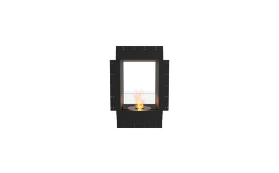 Flex 18DB Double Sided - Ethanol / Black / Uninstalled View by EcoSmart Fire