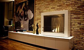 Private Residence Indoor Fireplaces Designer Fireplace Idea