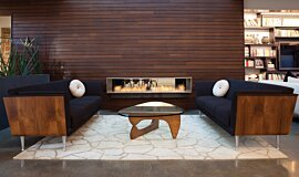 See-Through Fireplaces Ideas