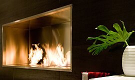 Fuori Salone 2010 Indoor Fireplaces Fireplace Insert Idea