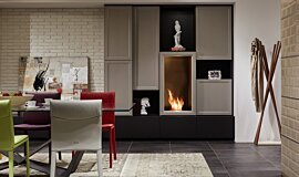 Cucinastyle Nagoya Indoor Fireplaces Fireplace Insert Idea