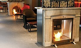 Equilibrium Bar Indoor Fireplaces Fireplace Insert Idea