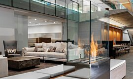 Nu Skin Innovation Centre Provo Indoor Fireplaces Ethanol Burner Idea