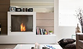 Freestanding Fireplaces Ideas