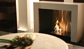 Woon Leefgenot Indoor Fireplaces Designer Fireplace Idea