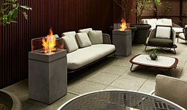 Merkmal Showroom Indoor Fireplaces Fire Pit Idea