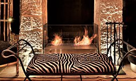 Villa Brown Jerusalem Hotel Indoor Fireplaces Designer Fireplace Idea