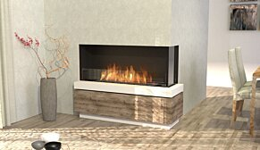 Flex 50RC Flex Fireplace - In-Situ Image by EcoSmart Fire