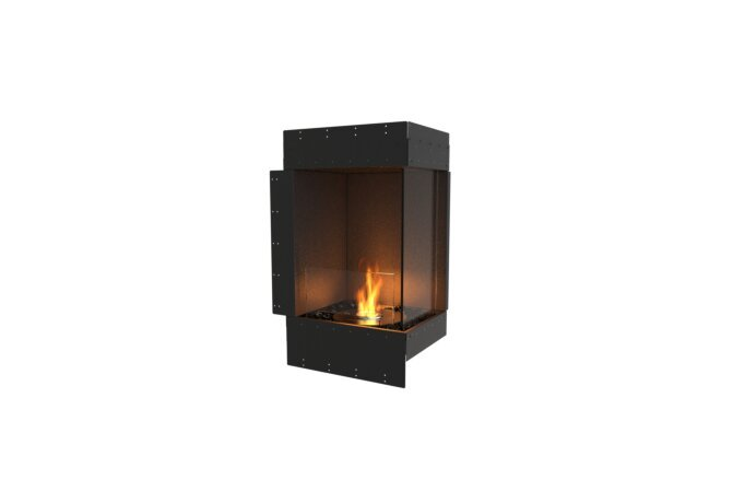 Flex 18RC Flex Fireplace - Ethanol / Black / Uninstalled View by EcoSmart Fire