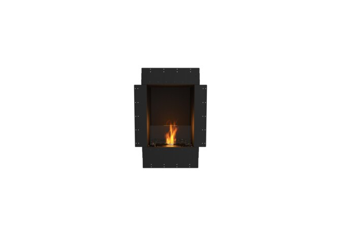 Flex 18SS Single Sided - Ethanol / Black / Uninstalled View by EcoSmart Fire