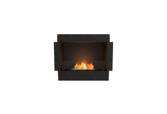 Flex 32SS Flex Fireplace - Ethanol / Black / Uninstalled View by EcoSmart Fire