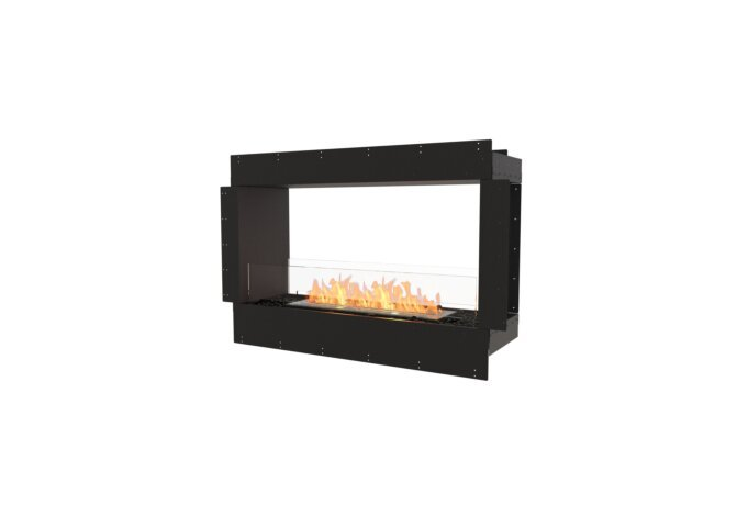 Flex 42DB Flex Fireplace - Ethanol / Black / Uninstalled View by EcoSmart Fire