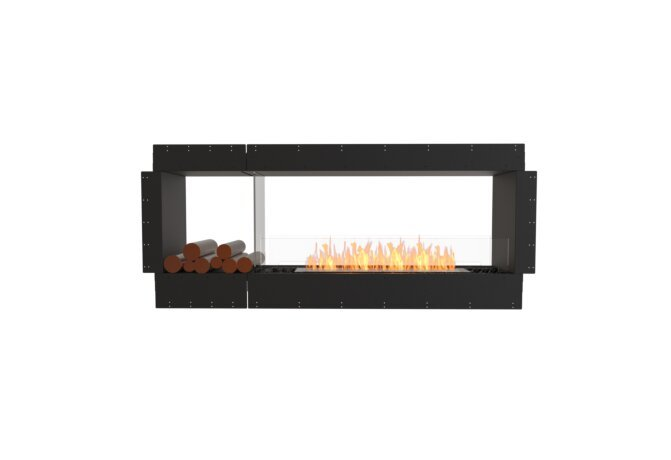 Flex 68DB.BX1 Double Sided - Ethanol / Black / Uninstalled View by EcoSmart Fire