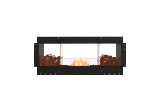 Flex 68DB.BX2 Flex Fireplace - Ethanol / Black / Uninstalled View by EcoSmart Fire