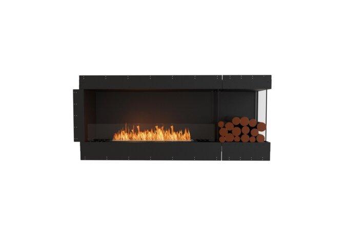 Flex 68RC.BXR Flex Fireplace - Ethanol / Black / Uninstalled View by EcoSmart Fire