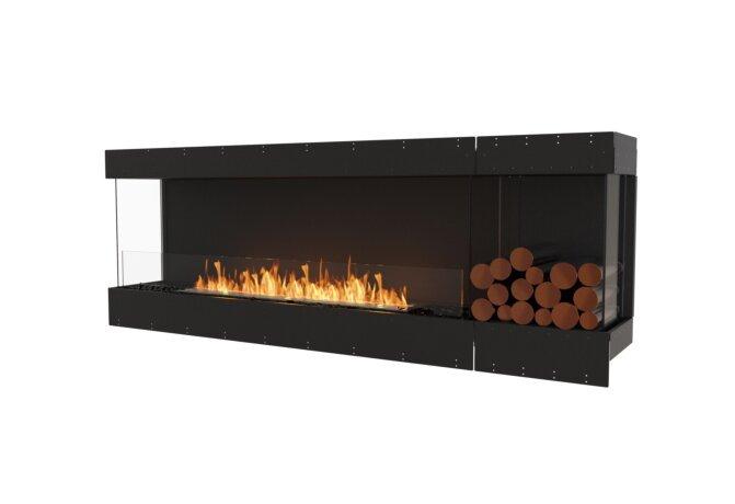 Flex 86 - Ethanol / Black / Uninstalled View by EcoSmart Fire