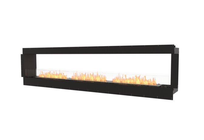 Flex 122DB Flex Fireplace - Ethanol / Black / Uninstalled View by EcoSmart Fire