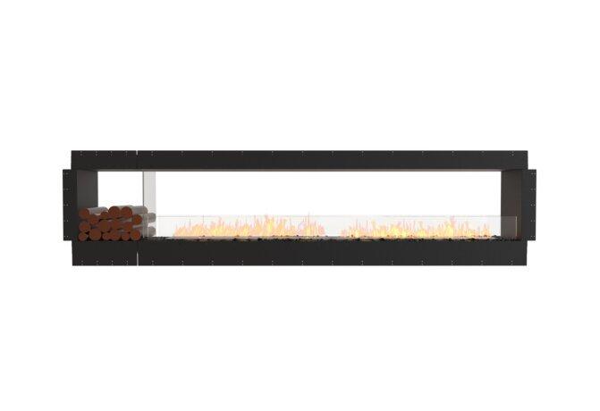 Flex 122DB.BX1 Flex Fireplace - Ethanol / Black / Uninstalled View by EcoSmart Fire