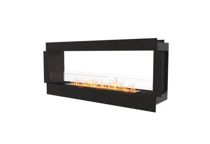 Flex 68DB Flex Fireplace - Ethanol / Black / Uninstalled View by EcoSmart Fire