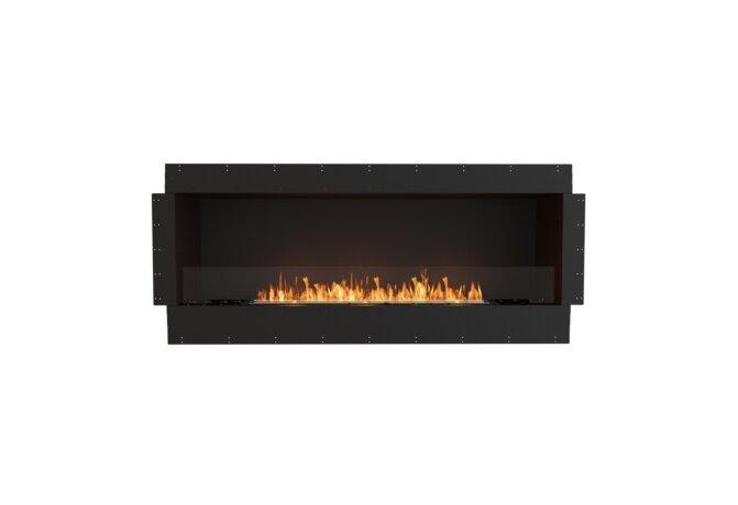 Flex 68SS Flex Fireplace - Ethanol / Black / Uninstalled View by EcoSmart Fire