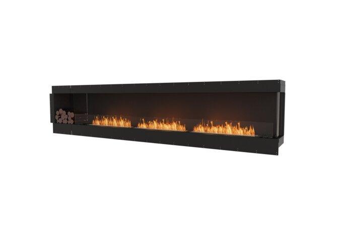 Flex 140RC.BXL Flex Fireplace - Ethanol / Black / Uninstalled View by EcoSmart Fire