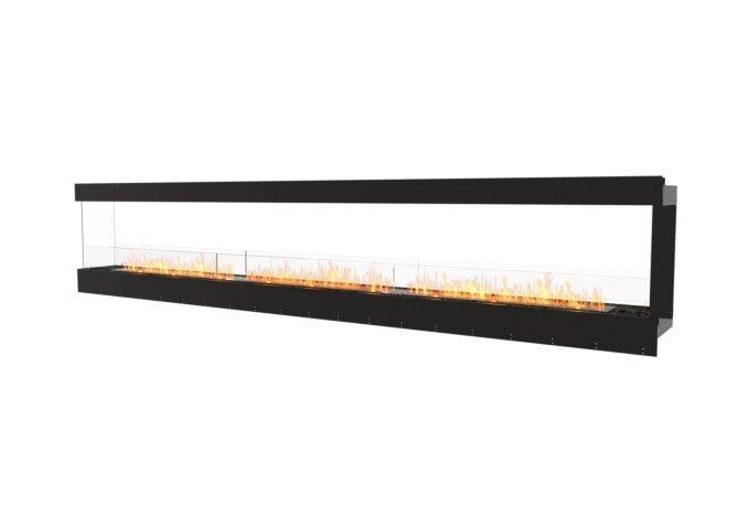 Flex 158PN Flex Fireplace - Ethanol / Black / Uninstalled View by EcoSmart Fire