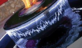Fabric Ten Outdoor Fireplaces Ethanol Burner Idea