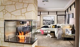 C Fire Indoor Fireplaces Ethanol Burner Idea