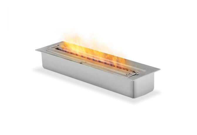XL700 Ethanol Burner - Ethanol / Stainless Steel by EcoSmart Fire