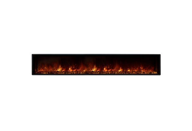 EL80 Electric Fireplace - Electric / Black by EcoSmart Fire