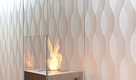 Stilhof See-Through Fireplaces Designer Fireplace Idea