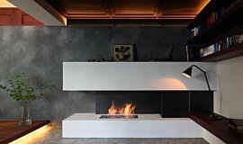 Craft Co Indoor Fireplaces Ethanol Burner Idea