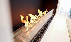 Tresor Drummoyne Indoor Fireplaces Flex Fireplace Idea