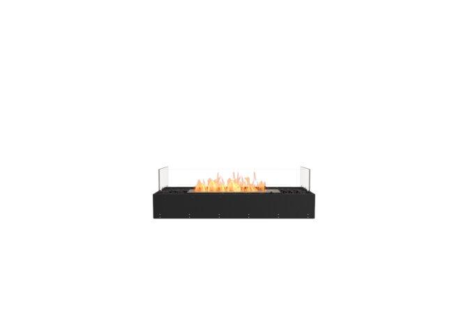 Flex 42BN Flex Fireplace - Ethanol / Black / Uninstalled View by EcoSmart Fire