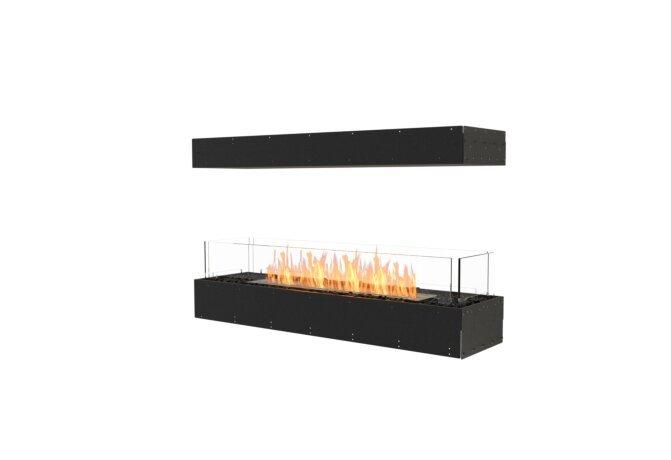 Flex 50IL Flex Fireplace - Ethanol / Black / Uninstalled by EcoSmart Fire