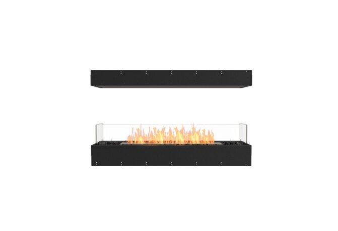 Flex 50IL Flex Fireplace - Ethanol / Black / Uninstalled View by EcoSmart Fire