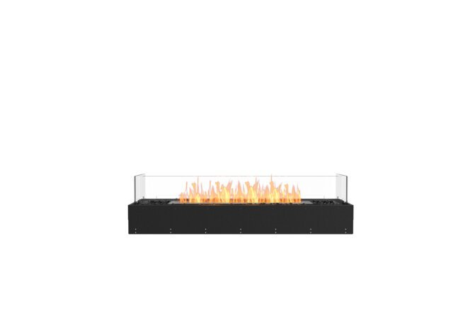 Flex 50BN Flex Fireplace - Ethanol / Black / Uninstalled View by EcoSmart Fire