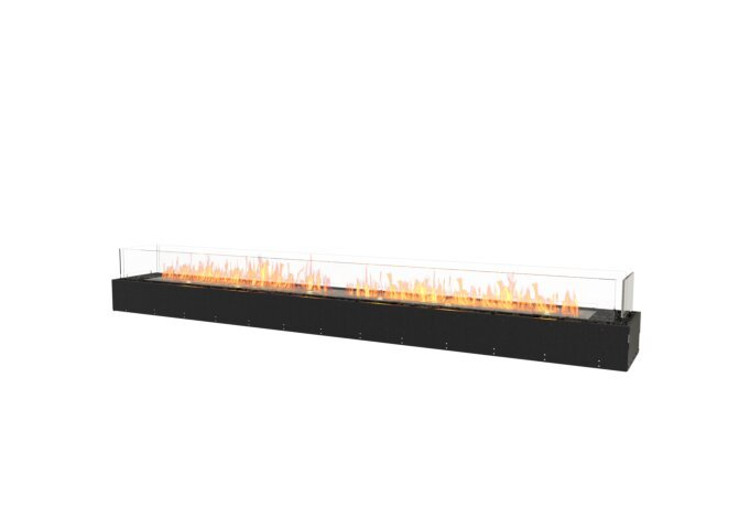 Flex 104BN Flex Fireplace - Ethanol / Black / Uninstalled Value by EcoSmart Fire