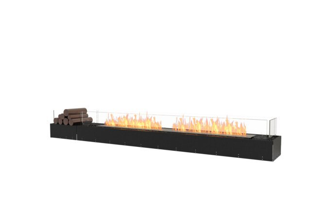 Flex 104BN.BX1 Flex Fireplace - Ethanol / Black / Uninstalled View by EcoSmart Fire