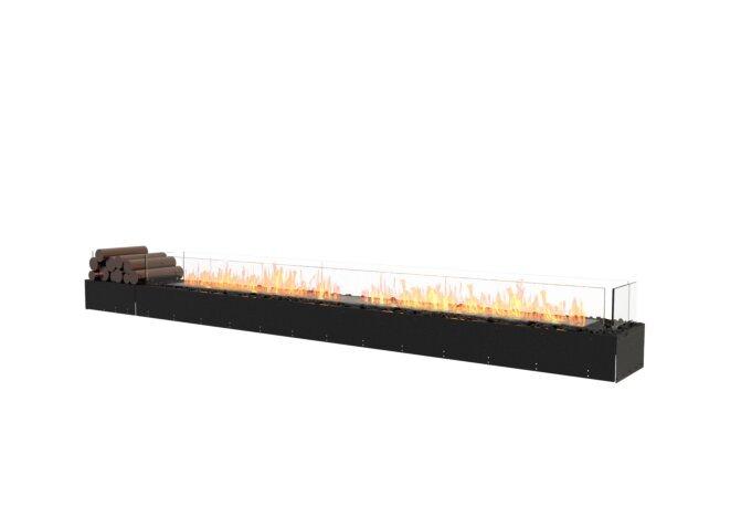 Flex 122BN.BX1 Flex Fireplace - Ethanol / Black / Uninstalled View by EcoSmart Fire