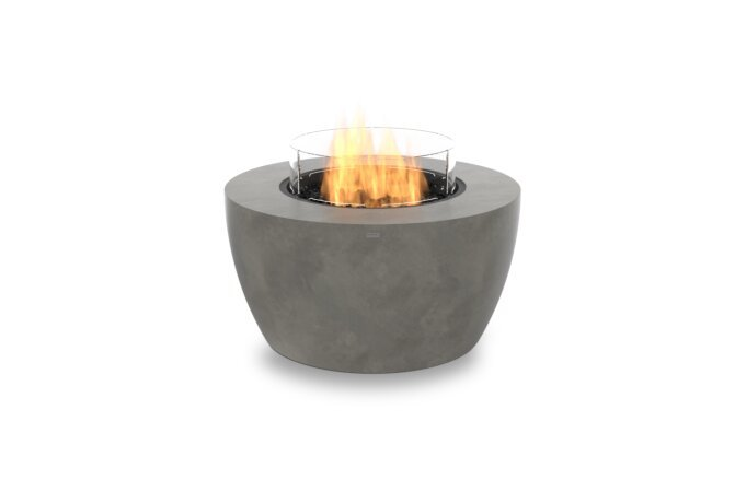 Pod 40 Fire Pit - Gas LP/NG / Natural / Optional Fire Screen by EcoSmart Fire