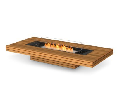 Gin 90 (Low) Fire Table - In-Situ Image by EcoSmart Fire