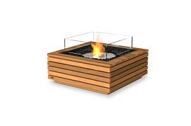 Base 30 Outdoor Fireplace - Studio Image by EcoSmart Fire