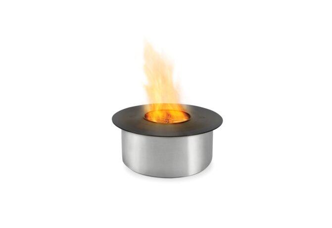 AB8 Ethanol Burner - Ethanol / Black by EcoSmart Fire