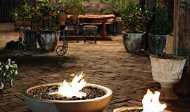 The Grounds Outdoor Fireplaces Fire Pit Idea