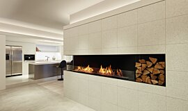 MML Showroom Commercial Fireplaces Flex Sery Idea